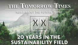 the Tomorrow Times - 20 Years in Sustainability - September '19