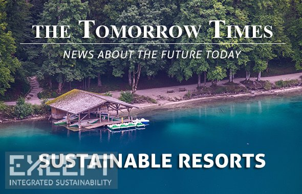 Tomorrow Times - Sustainable Resorts ' 19 -