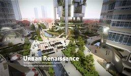 Renaissance van stadsontwikkeling