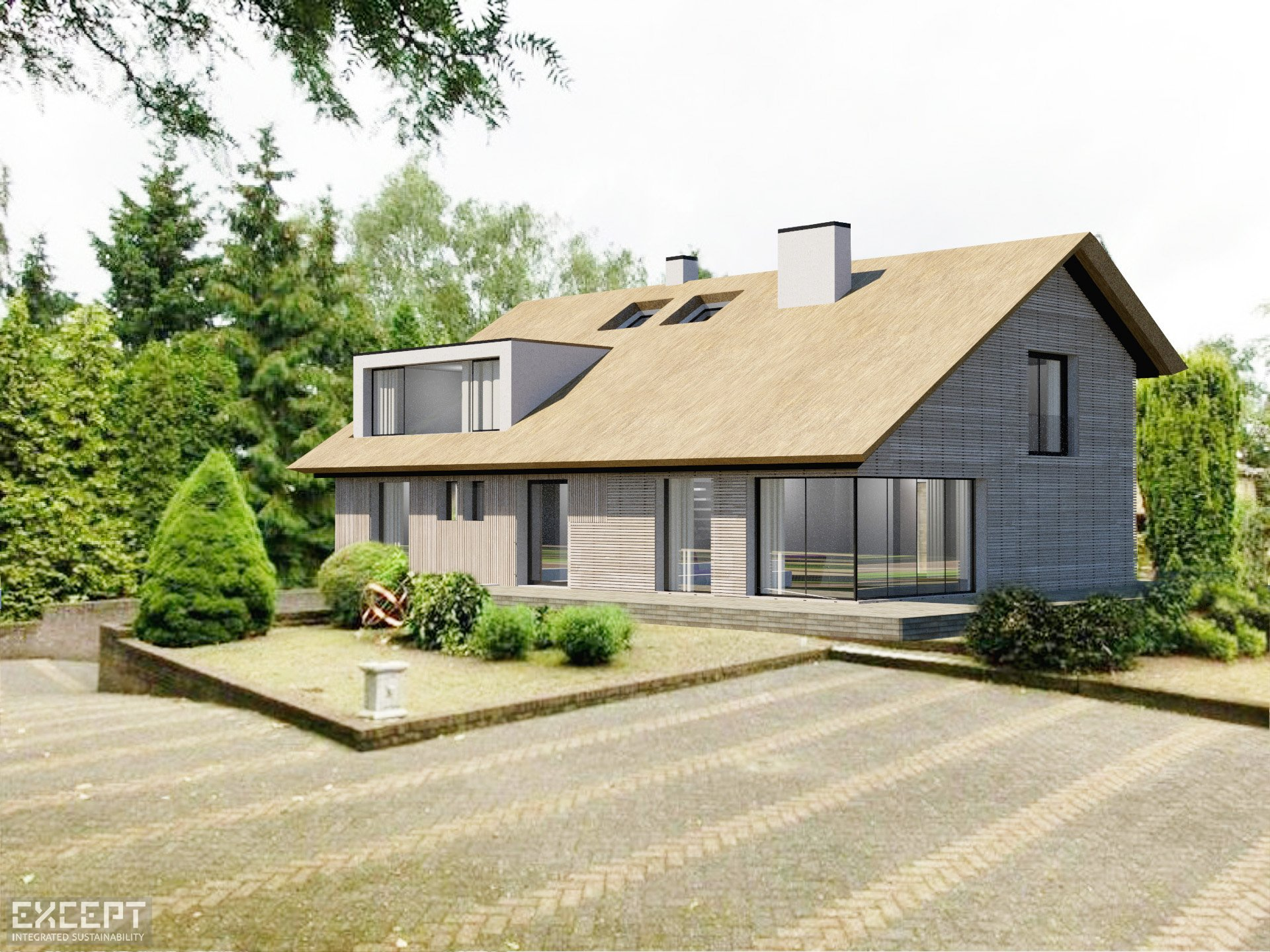 Elst house - Impression after renovation