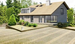 Elst forest villa renovation
