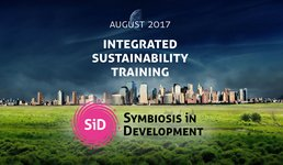 SiD Integrated Sustainability Training | 24, 25 August and 01 September