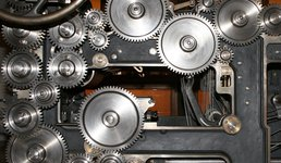 The cog in the machine