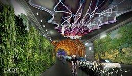 Co-creatie sessie: IJtunnel wordt de leukste fietstunnel ter wereld