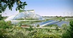 Greenhouse Modern Pavilion