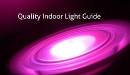 LED & Artificial Light Guide