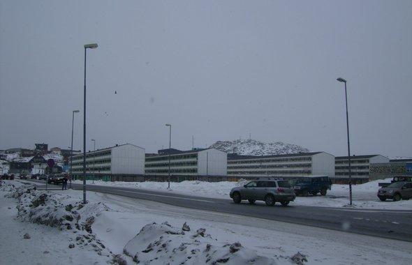 Nuuk, social housing