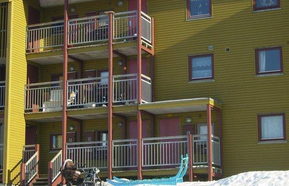 Social housing Ilulissat