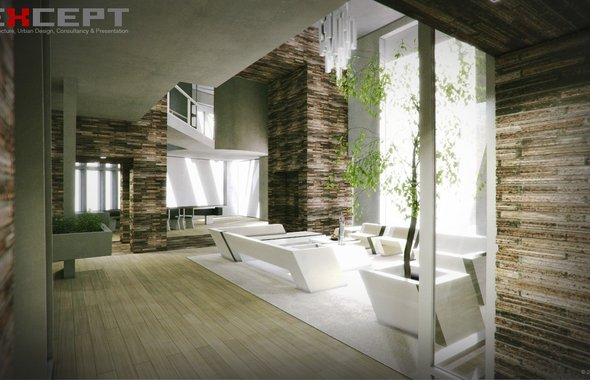 Perfect Except Integrated Sustainability Rome Apartment Building New