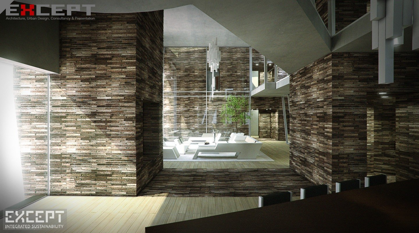 Rome apartments - Residential interiors