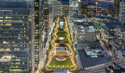 San Francisco Transbay / Salesforce Park