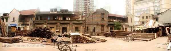 Shanghai Lilong