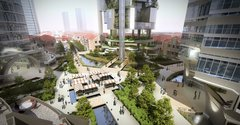 Shanghai Sustainable Masterplan