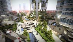 Shanghai Urban Masterplan