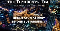 'The Tomorrow Times' - Jan '19: Urban Development - ASSET IMAGE