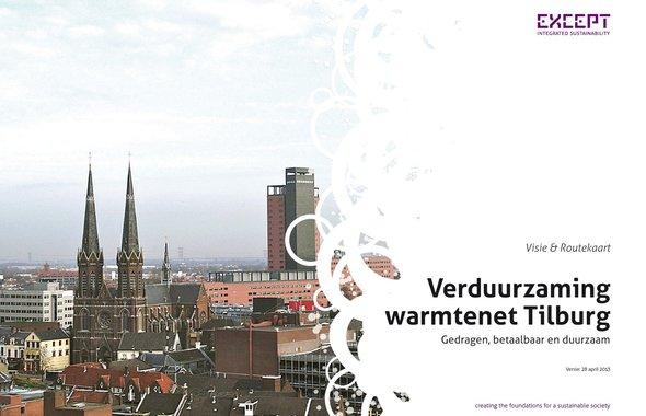 Vision booklet Verduurzaming Warmtenet Tilburg