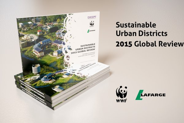 Sustainable Urban Districts - 2015 Global Review - WWF