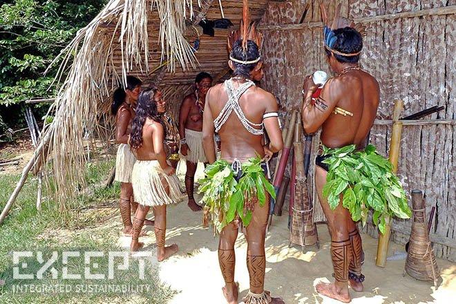 Amazon tribe -