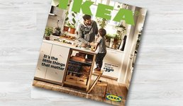 IKEA Catalogue Story of Print
