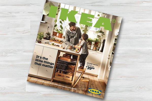 A Better IKEA Catalogue