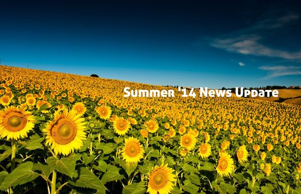 Summer'14 News Update