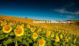 Summer '14 News Update