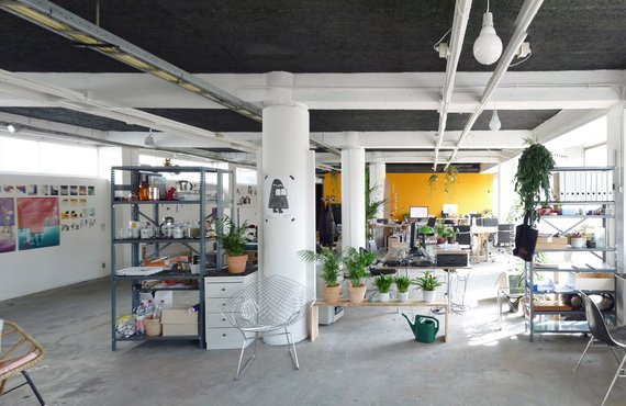 Interior of the Rotterdam Collective