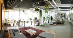 Green workspaces