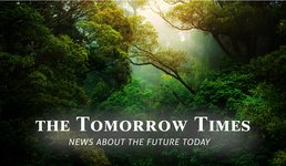 the Tomorrow Times - April'21