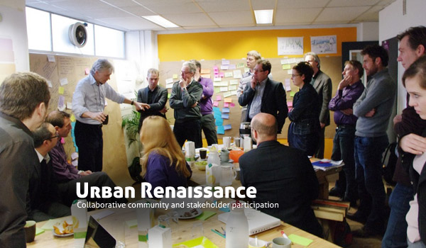 Urban Renaissance Community Participation